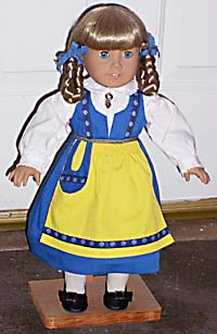 American Girl Doll Raffle